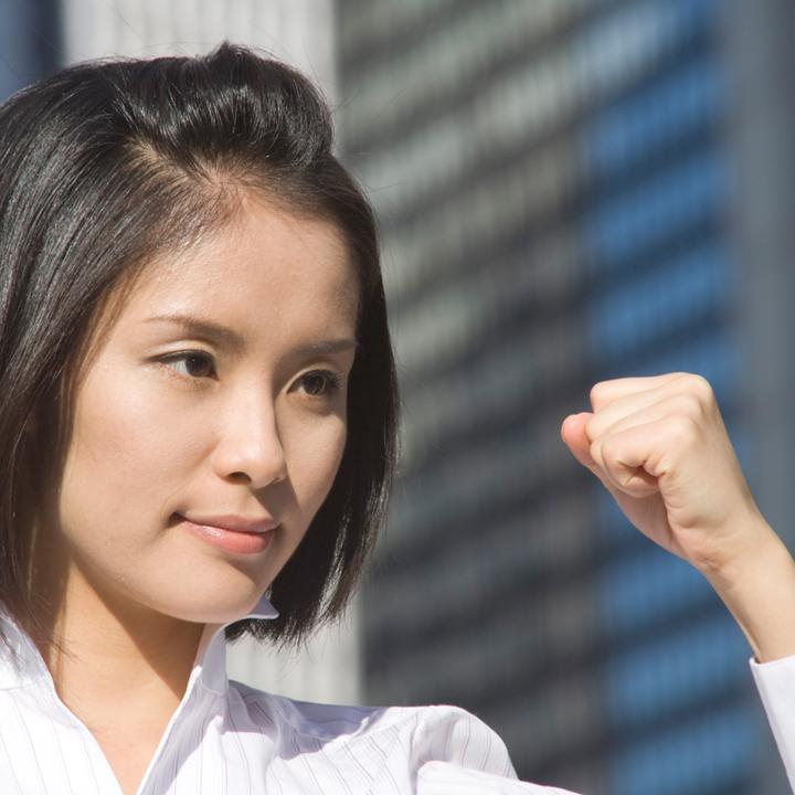 30代の女性の転職者も増えている